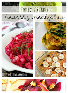 Healthy meal plans by Welcome to Mommyhood #easyhealthymeals, #healthymealplans, #healthymeals, #healthyfamily