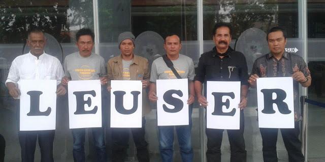 Masalah Qanun RTRW Aceh, Hakim Tolak Eksepsi Mendagri