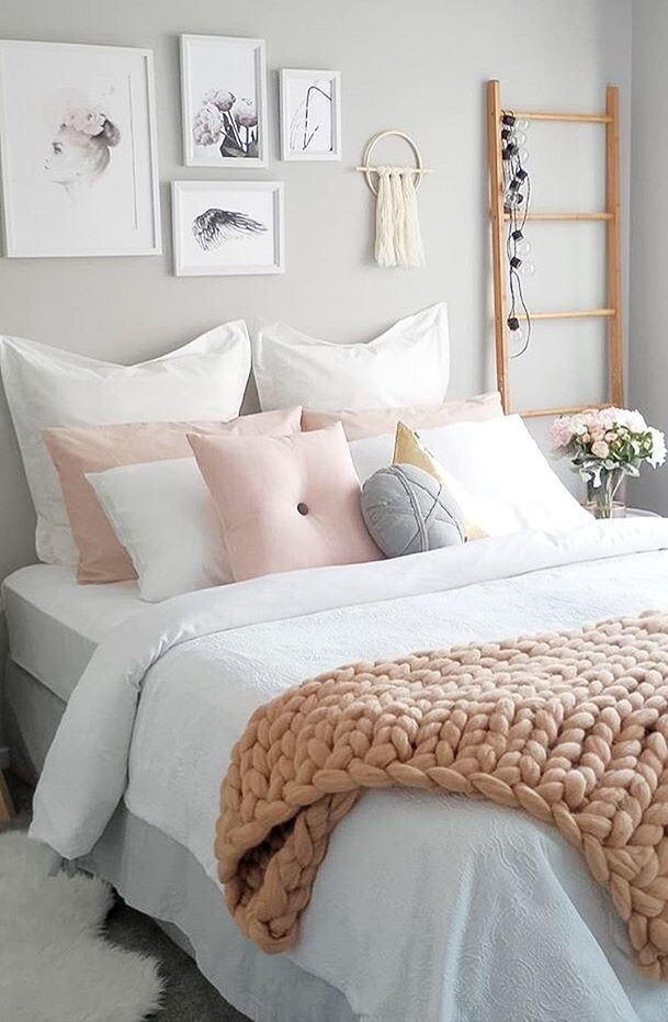 cute bedroom design idea