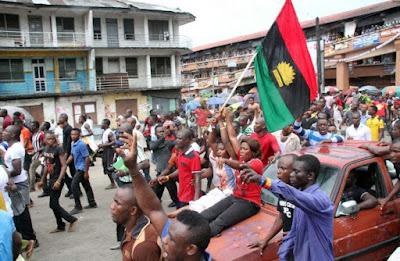 Niger Delta Biafra