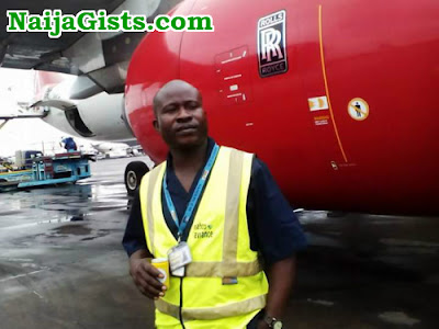 nahco security guard steal airport passengers money