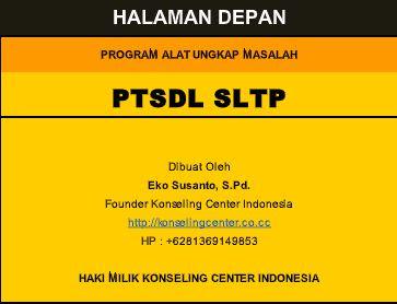 Program Alat Ungkap Maslah, PTSDL SMP-http://www.librarypendidikan.com/