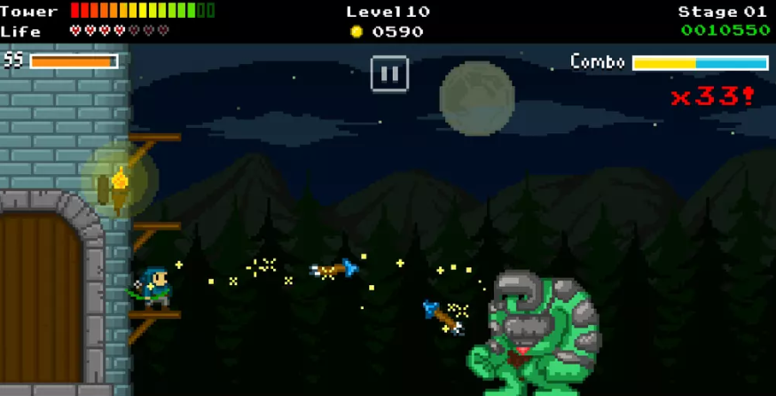 warcher defenders   Android Games HD   Salman Games