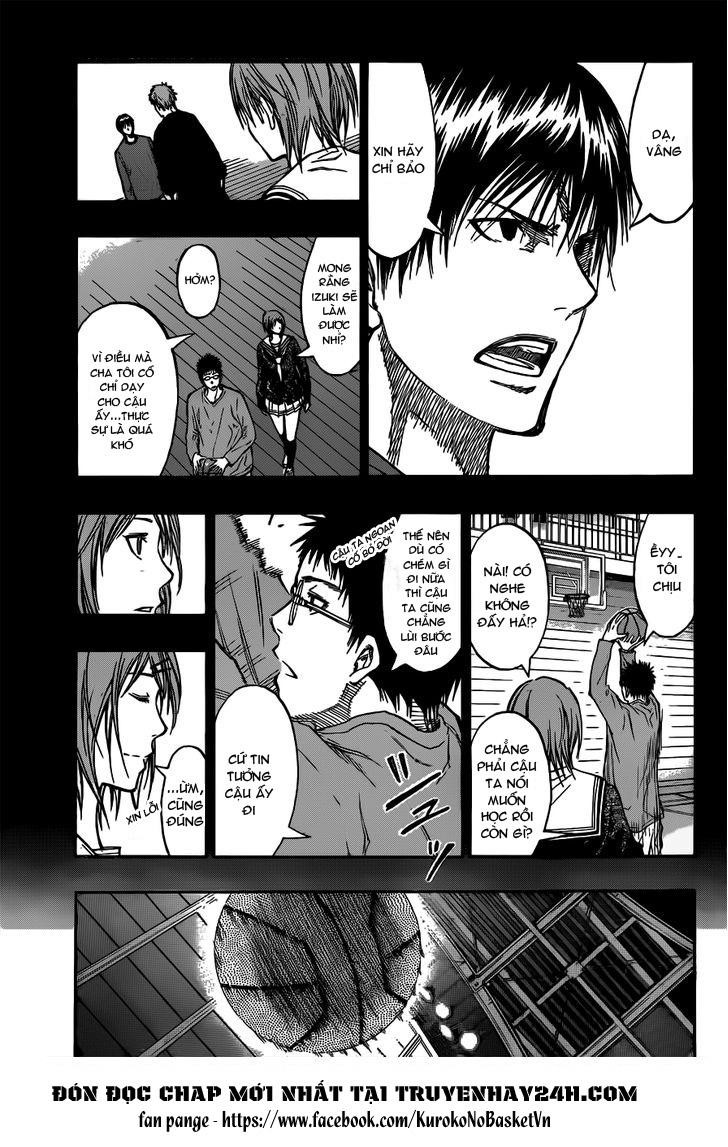Kuroko No Basket chap 189 trang 3