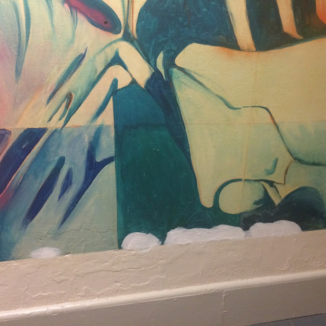 mural restoration, mural repair, mural restoration portland