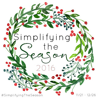 Remembering the Reason for the Season {Simplifying the Season}
