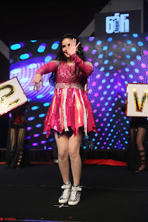 Sunny Leone Dancing on stage At Rogue Movie Audio Music Launch ~  230.JPG