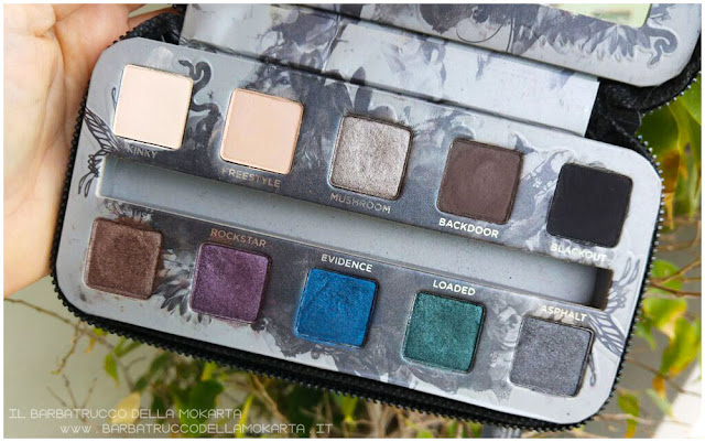 makeup Smoked Palette Urban Decay