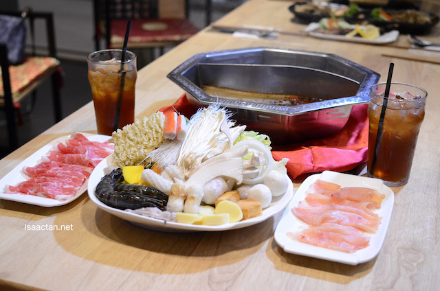 57 Hotpot Promotional Set - RM79.90 for 2pax