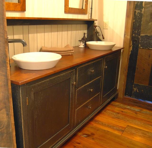 Primitive Bathroom Ideas Bathroom Designs