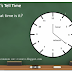 Learn to tell time - video for children