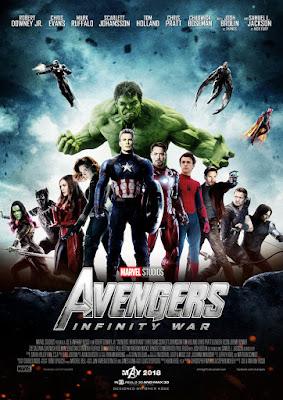 Sinopsis Lengkap Film Avengers : Infinity War - Pertempuran Besar Melawan Thanos