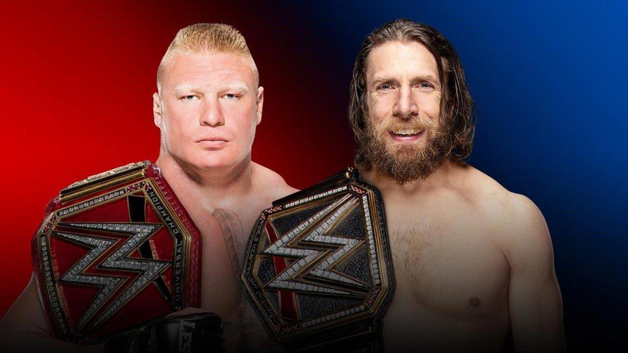Brock Lesnar Vs Daniel Bryan - tagrba.com