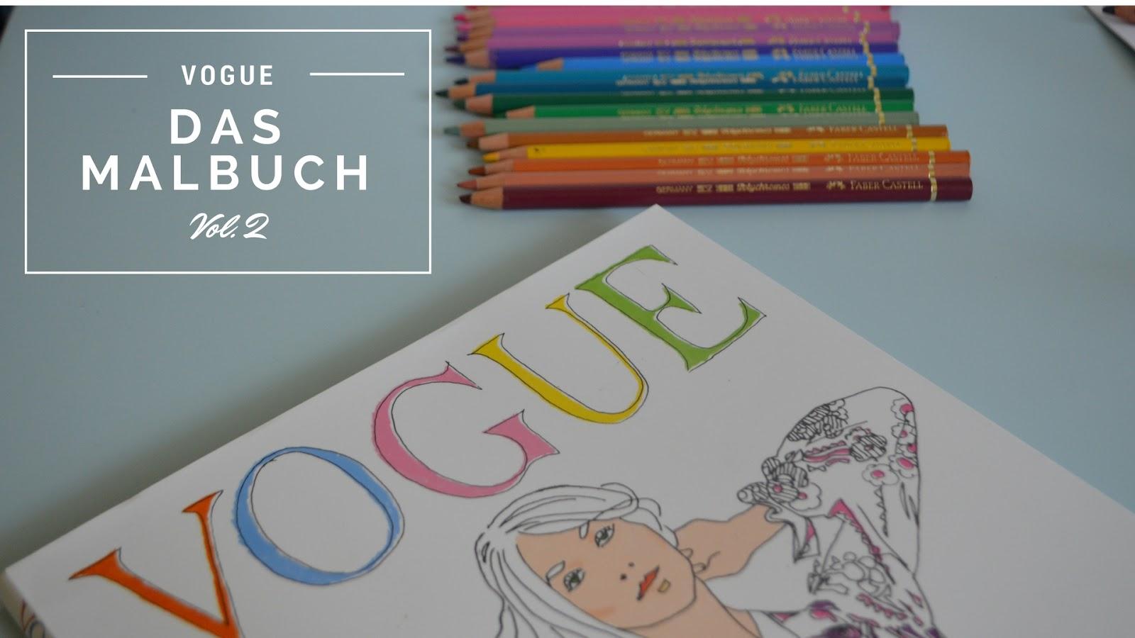 Mutter, Kater, Kind: Malbuch für Erwachsene: VOGUE Vol. 2