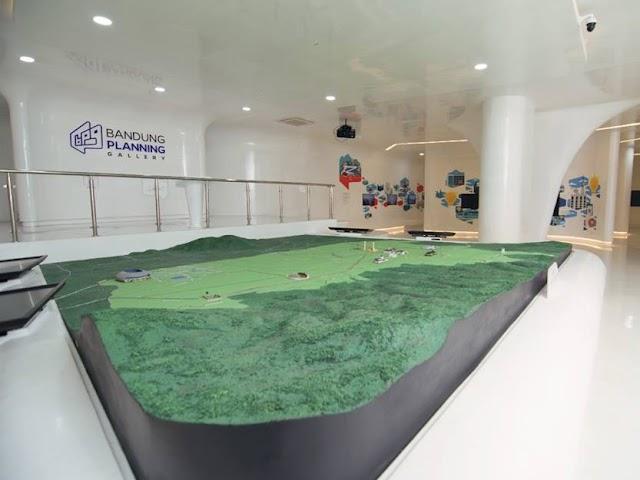 Profil, Fasilitas, dan Jam Operasional Bandung Planning Gallery