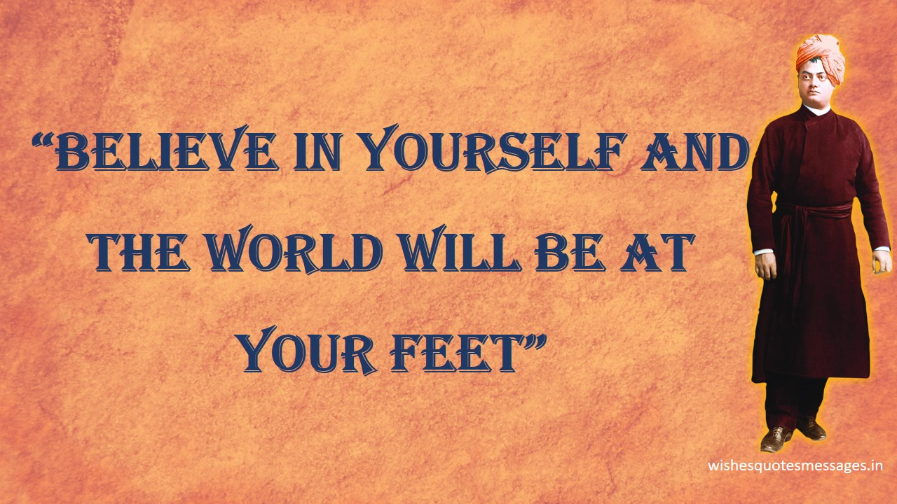 10 Best Swami Vivekananda Quotes And Thoughts Images For Youth Good Thoughts Images