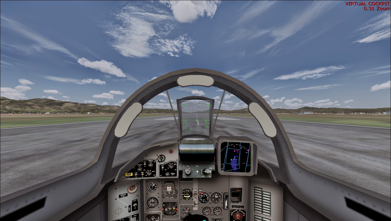 FS2004/X SIMULACIÓN CIVIL-MILITAR: FS2004 IRIS Simulations Mig-29
