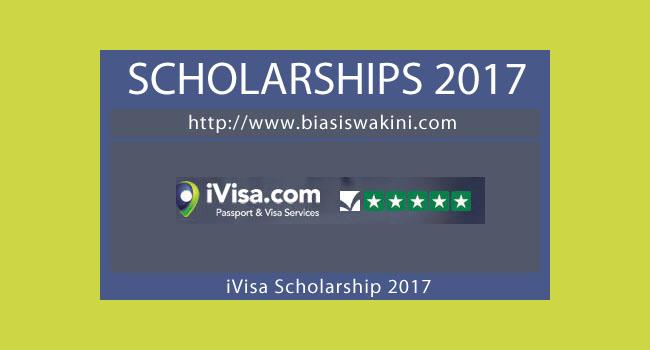 iVisa Scholarship 2017