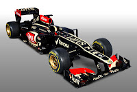 Lotus Unveils New F1 Car - Lotus E21