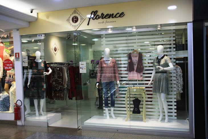 f5b7b5ac415 Loja Florence Moda Feminina no Shopping Jardim das Américas