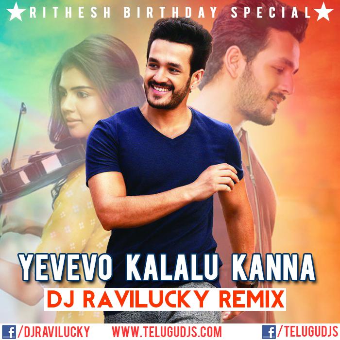Yevevo-Love Remix-Dj Ravi Lucky