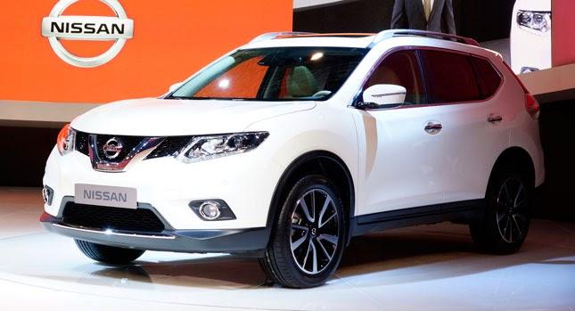 Nissan X-Trail Baru 2015