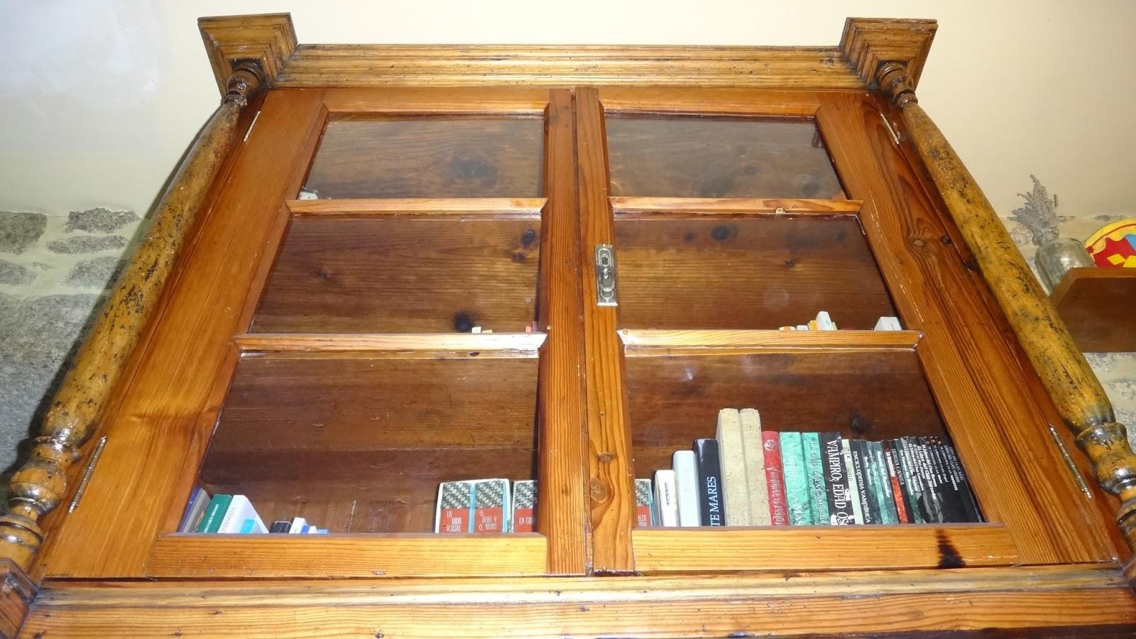 Condesas y plebeyas mobiliario de segunda mano para casa for Casa madera segunda mano