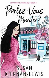Parlez-Vous Murder? - cozy mystery free book promotion Susan Kiernan-Lewis
