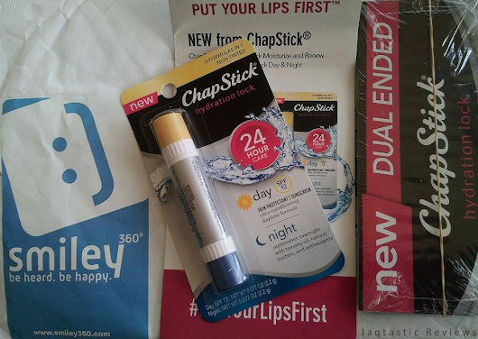 ChapStick Dual-Ended Hydration Lock Day and Night Review