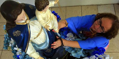 imagem de Nossa Senhora dos Navegantes