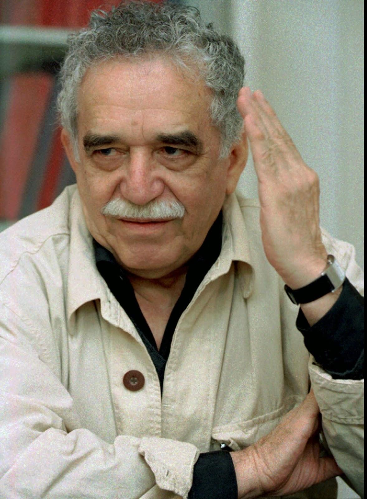 GABRİEL GARCİA MARQUEZ