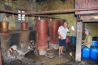 Rakia distillery
