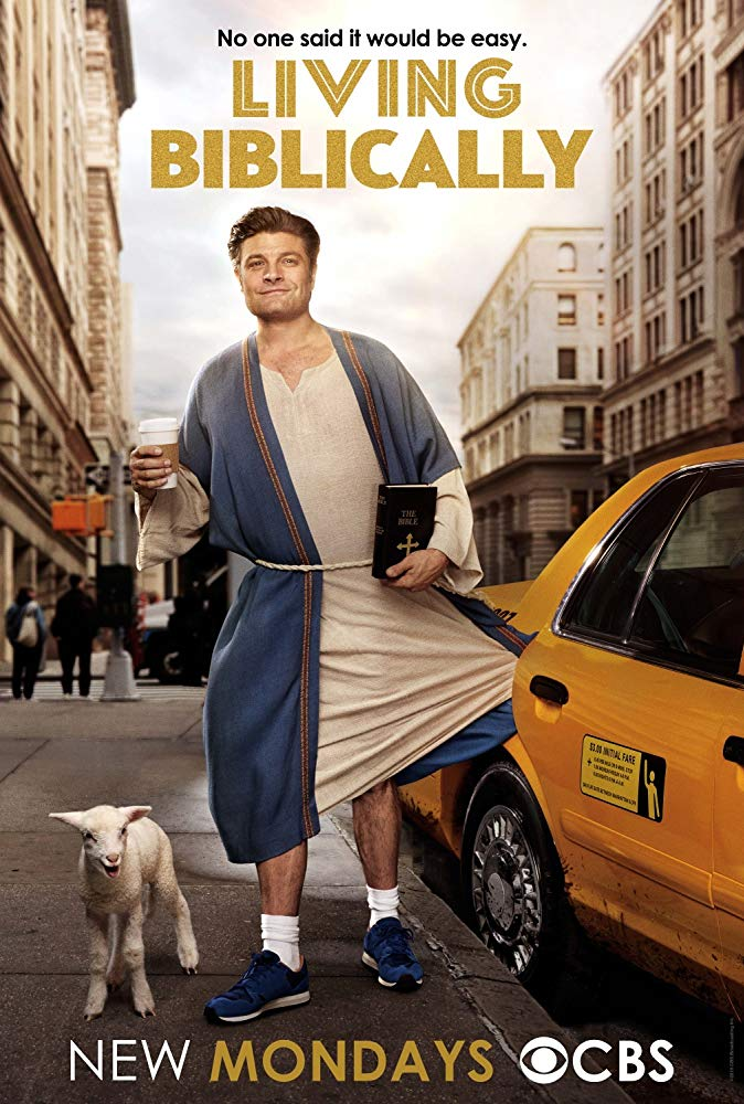Living Biblically Temporada 01 Completa HDTV 720p – 480p [English] Multi Host