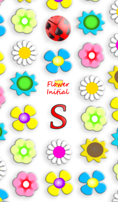 Initial S/Names beginning with S/Flower