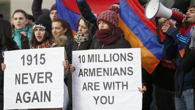 Piden a Nueva Zelanda a reconocer el Genocidio Armenio