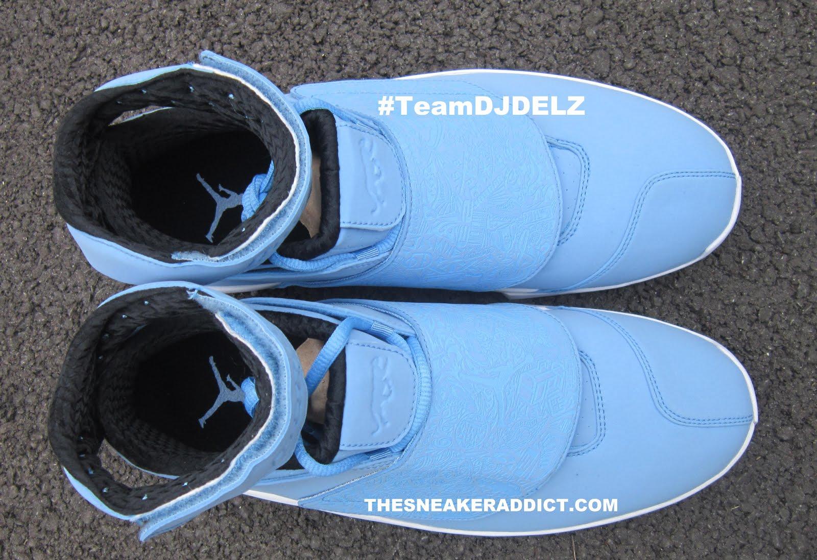 f680bc4d761 Here is a detailed look at the Unreleased Air Jordan Pantone 20 Sample  Sneaker