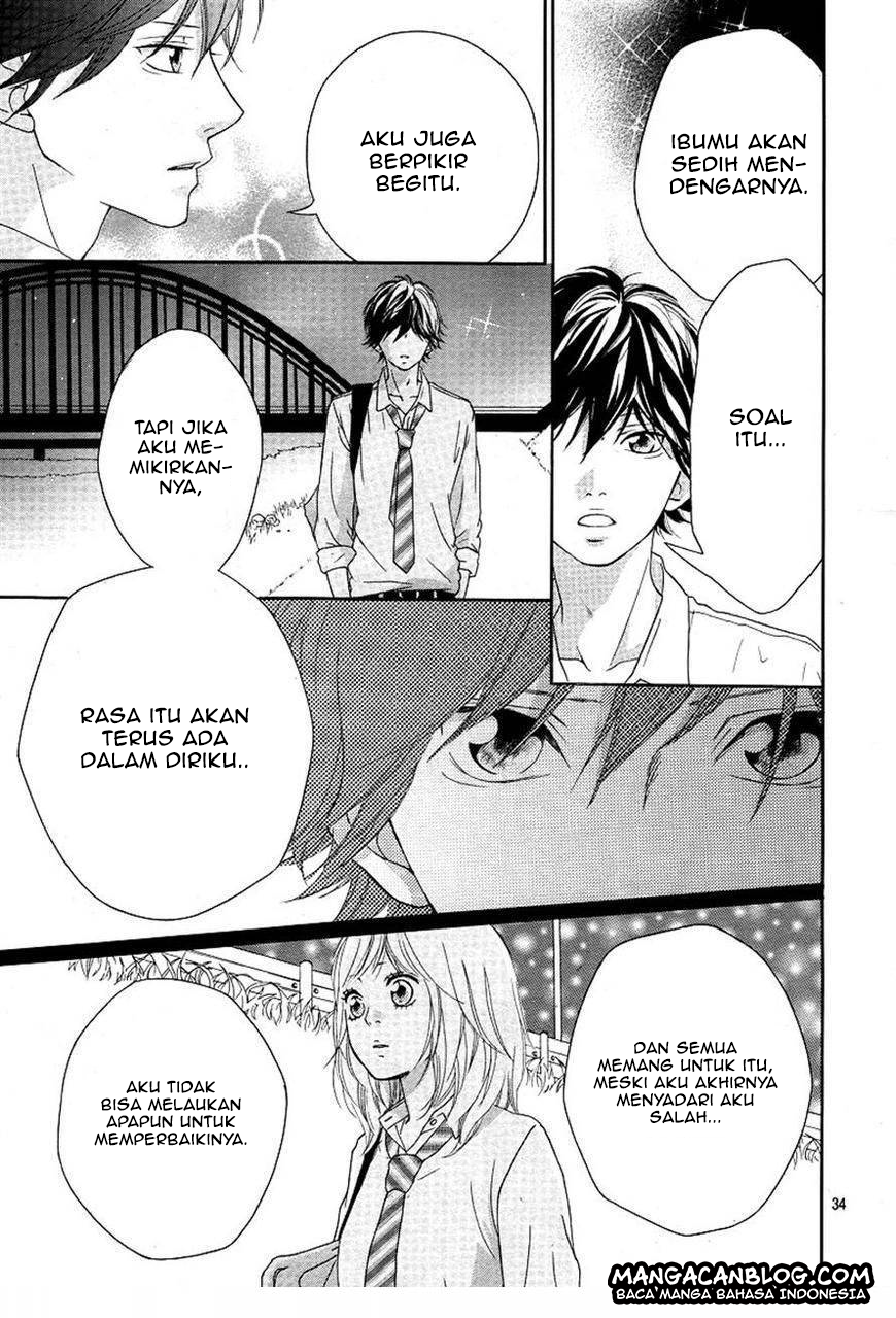 Ao Haru Ride Chapter 13-32