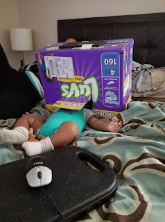 Truco para mantener entretenido a tu hijo