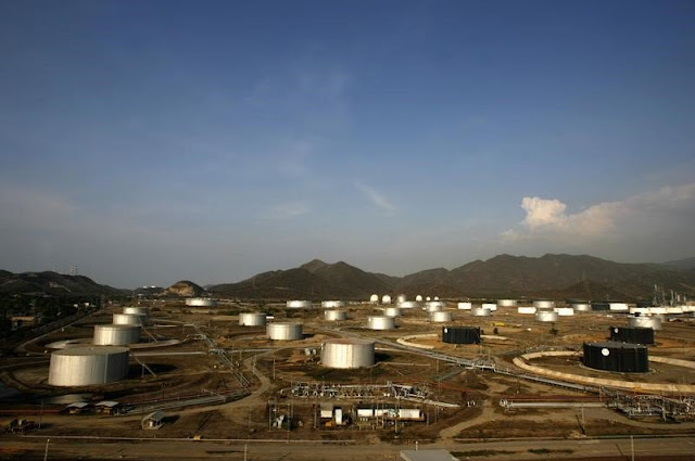 Refinería de Puerto La Cruz al 16 % mientras Pdvsa exporta crudo ligero a Cuba y Curazao