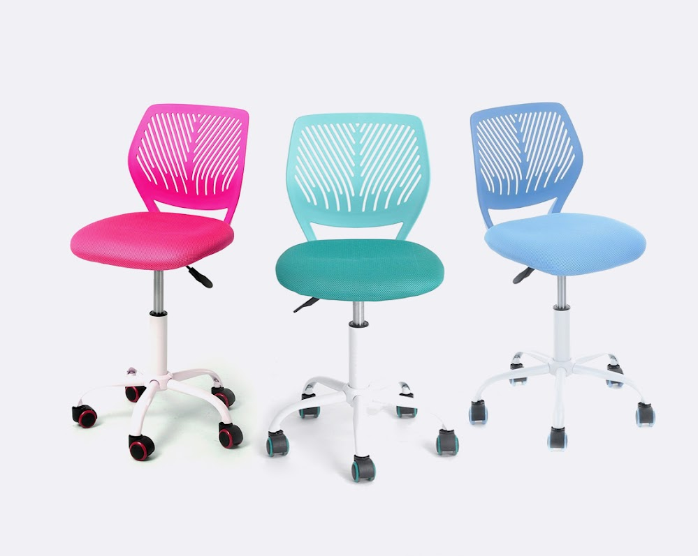 colourful-with-wheels-kids-desk-chairs