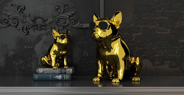Limited Edition AeroBull HD1 Chrome Gold