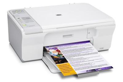 HP Deskjet F4224 Printer Driver Download