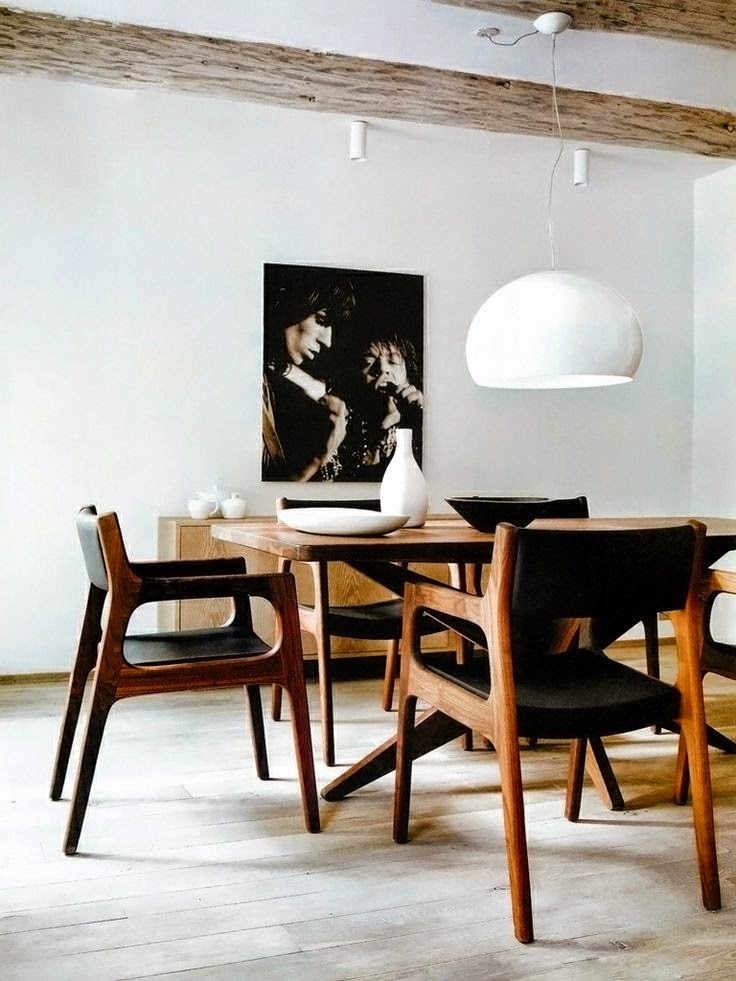 7 fotos de decoraci n de comedores modernos for Adornos para comedores modernos