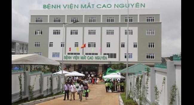 Gia Lai: Khánh thành Bệnh viện Mắt lớn nhất nước, khám MIỄN PHÍ đến hết tháng 7