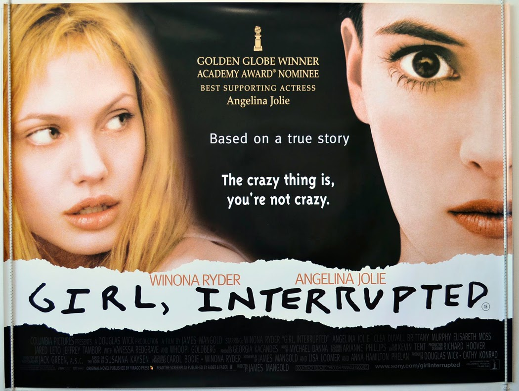 Episode 53 of Pop Culture Case Study - Girl, Interrupted and