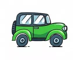 Oyuncak Araba - Cartoon Cars Spot The Difference