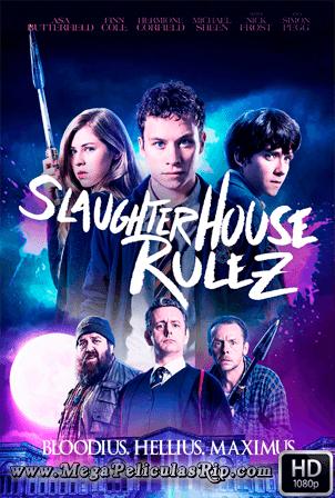 Las Reglas De Slaughterhouse [1080p] [Latino-Ingles] [MEGA]