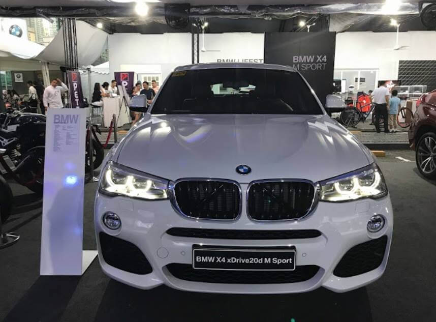 BMW Xpo 2017 Showcases Brand's Latest Automobiles and Activities in the Philippines