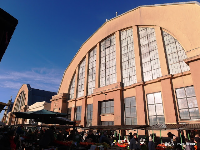Riga - marknad