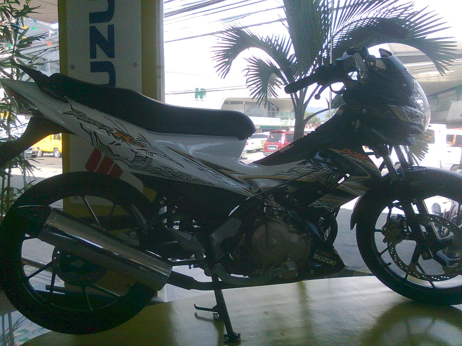 Suzuki Raider 150R New Breed General Info and Specs Philippines